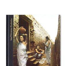 Libros de segunda mano: ORÍGENES DEL HOMBRE - LAS PRIMERAS CIUDADES ( TIME-LIFE ). Lote 184008175