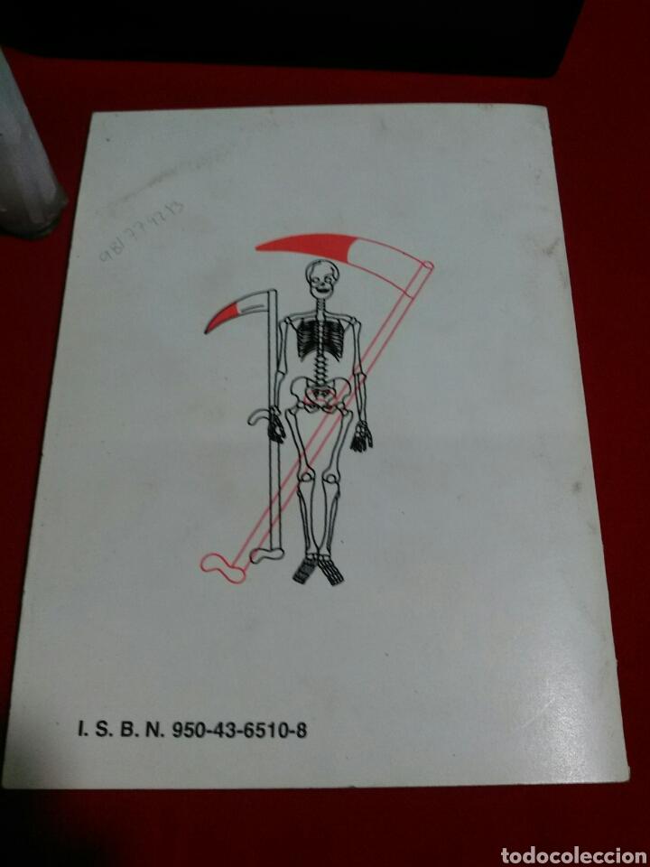 Libros de segunda mano: SANTA MUERTE LIBRETO. - Foto 3 - 184082751