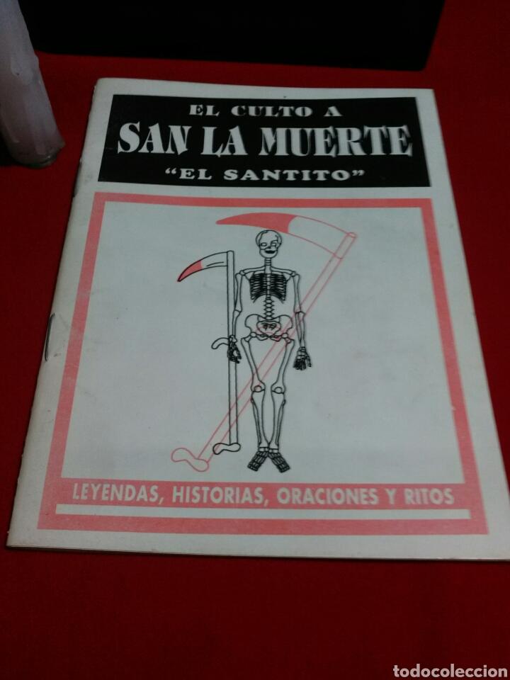 SANTA MUERTE LIBRETO. (Libros de Segunda Mano - Parapsicología y Esoterismo - Otros)