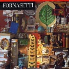 Libros de segunda mano: PIERO FORNASETTI LIBROS LA BOTTEGA FANTASTICA Y L'ARTISTA ALCHIMISTA, M. CASADIO, MILANO. Lote 184110207