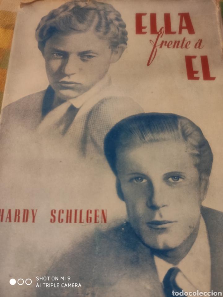 ELLA FRENTE A ÉL. HARDY SCHILGEN (Libros de Segunda Mano - Ciencias, Manuales y Oficios - Otros)