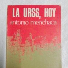 Libros de segunda mano: LA URSS, HOY. Lote 184193772