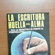 Libros de segunda mano: MÉTODO DE GRAFOLOGÍA PRÁCTICA. PERFECTO. R. BENAVIDES. 380 PÁG.. Lote 184326633