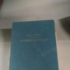 Libros de segunda mano: LOS CIPRESES CREEN EN DIOS - JOSÉ MARÍA GIRONELLA. 1960. Lote 184346846