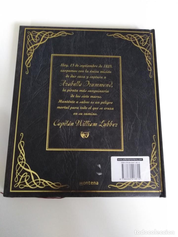 Libros de segunda mano: PIRATAS. Ed. Montena. - Foto 2 - 184352231
