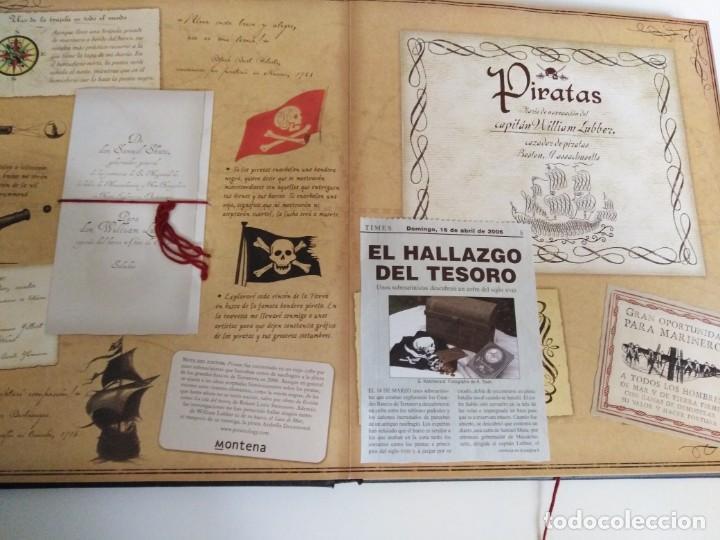 Libros de segunda mano: PIRATAS. Ed. Montena. - Foto 5 - 184352231