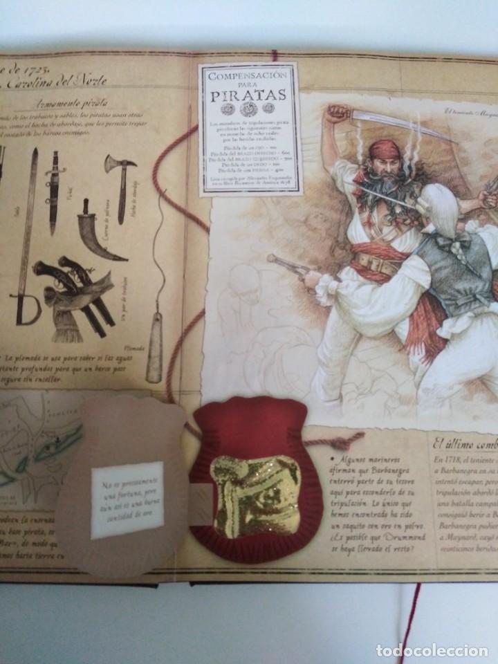 Libros de segunda mano: PIRATAS. Ed. Montena. - Foto 7 - 184352231