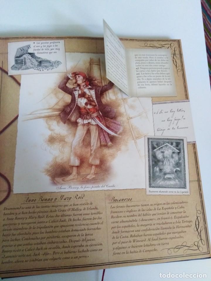 Libros de segunda mano: PIRATAS. Ed. Montena. - Foto 8 - 184352231