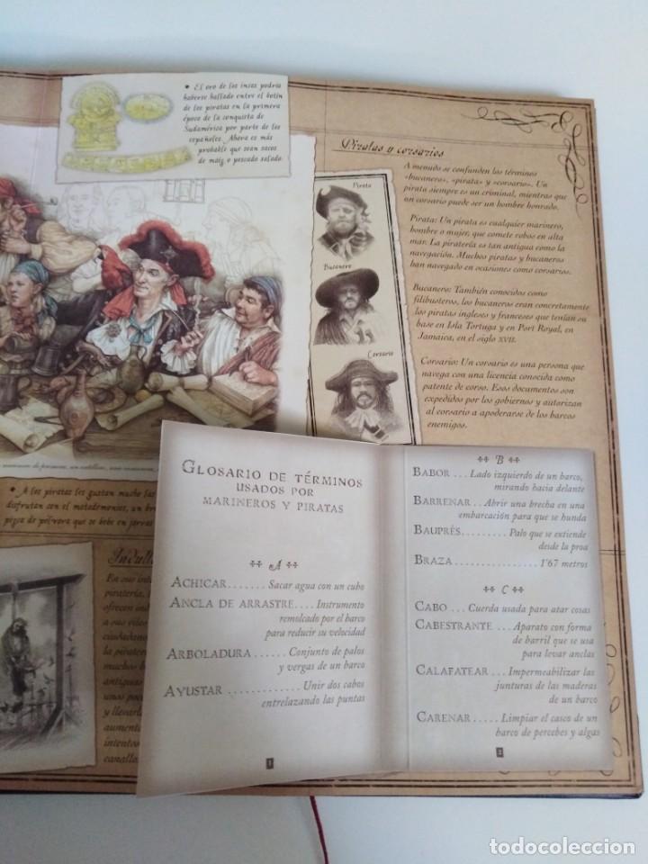 Libros de segunda mano: PIRATAS. Ed. Montena. - Foto 9 - 184352231