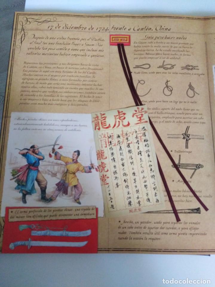 Libros de segunda mano: PIRATAS. Ed. Montena. - Foto 11 - 184352231