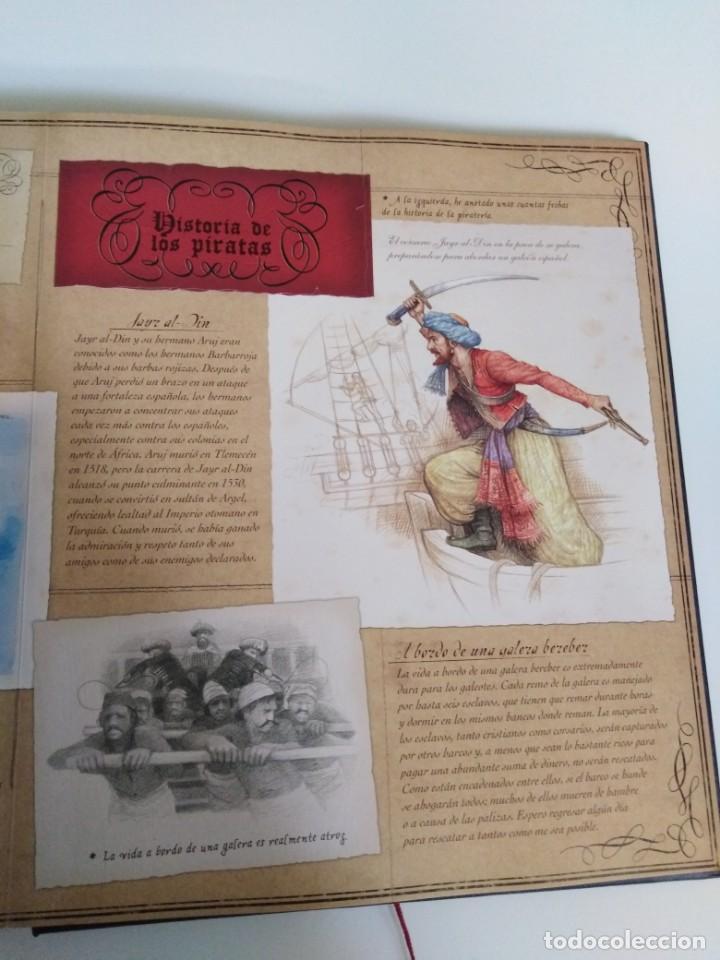 Libros de segunda mano: PIRATAS. Ed. Montena. - Foto 13 - 184352231