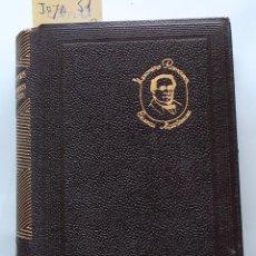 Libros de segunda mano: EDITORIAL AGUILAR - COLECCION JOYA - Nº 051 - ESCENAS MATRITENSES - MESONERO ROMANOS. Lote 184354156