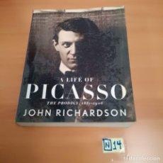Libros de segunda mano: PICASSO JOHN RICHARDSON. Lote 184363405