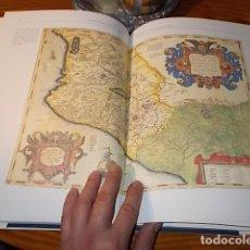 Libros de segunda mano: CARTOGRAFÍA HISTÓRICA DEL ENCUENTRO DE DOS MUNDOS ( ESPAÑA - MÉXICO ) . 1ª EDICIÓN 1992 . UNA JOYA!. Lote 184403805
