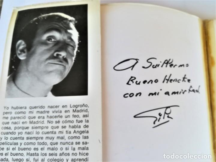 Libros de segunda mano: EL LIBRO ROJO DE GILA,AÑO1974,FIRMA Y DEDICATORIA DEL HUMORISTA,CHISTES ANTIBELICISTAS,HUMOR ESPAÑOL - Foto 3 - 184454090