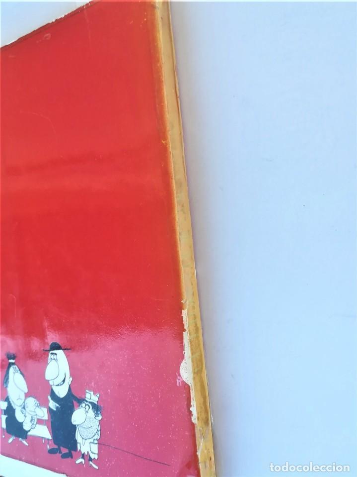 Libros de segunda mano: EL LIBRO ROJO DE GILA,AÑO1974,FIRMA Y DEDICATORIA DEL HUMORISTA,CHISTES ANTIBELICISTAS,HUMOR ESPAÑOL - Foto 9 - 184454090