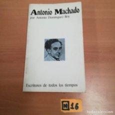 Libros de segunda mano: ANTONIO MACHADO. Lote 184497331