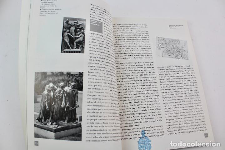 Libros de segunda mano: L-383. ESCULTURA CATALANA DEL S.XIX. DEL NEOCLASSICISME AL REALISME. CATALEG.1989. - Foto 2 - 184545745