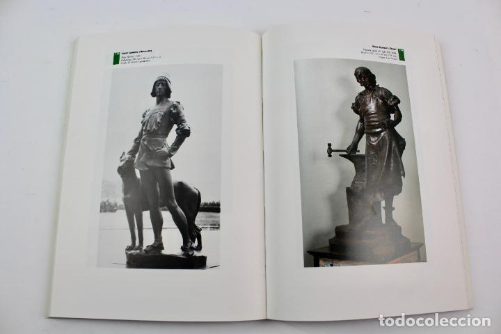 Libros de segunda mano: L-383. ESCULTURA CATALANA DEL S.XIX. DEL NEOCLASSICISME AL REALISME. CATALEG.1989. - Foto 5 - 184545745