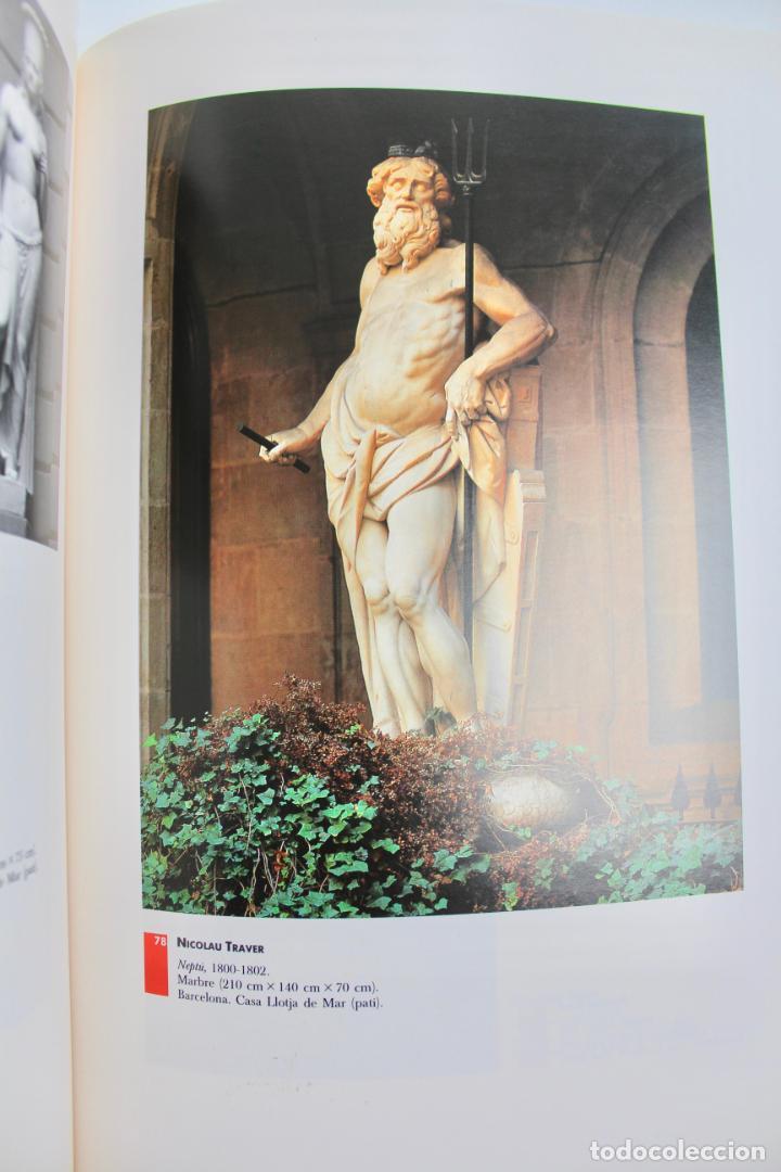 Libros de segunda mano: L-383. ESCULTURA CATALANA DEL S.XIX. DEL NEOCLASSICISME AL REALISME. CATALEG.1989. - Foto 7 - 184545745