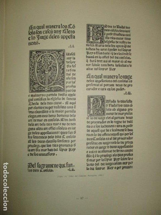 Libros de segunda mano: EL ARTE TIPOGRÁFICO EN CATALUÑA DURANTE EL SIGLO XV. VINDEL, Francisco. 1945. - Foto 4 - 184553056