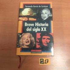Libros de segunda mano: BREVE HISTORIA DEL SIGLO XX. Lote 184580717