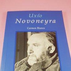 Libros de segunda mano: LIBRO-UXÍO NOVONEIRA-CARMEN BLANCO-CONCELLO DE OLEIROS-CORUÑA-GALICIA-NUEVO-2009-VER FOTOS. Lote 184583321