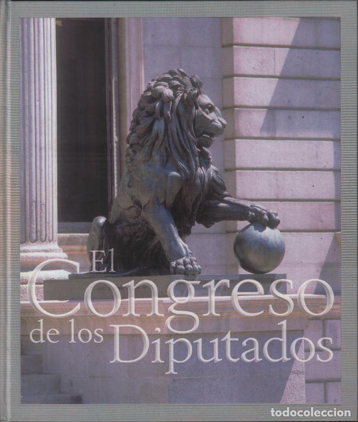 EL CONGRESO DE LOS DIPUTADOS - CAJA ESTUCHE , 1998 / MUNDI-3534 (Libros de Segunda Mano - Bellas artes, ocio y coleccionismo - Otros)