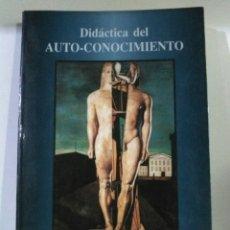 Libros de segunda mano: DIDÁCTICA DEL AUTOCONOCIMIENTO. SAMAEL AUN WEOR.. Lote 184639822