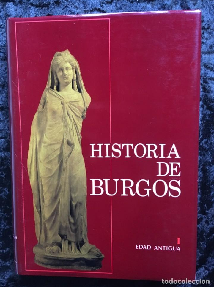 Libros de segunda mano: HISTORIA DE BURGOS - 4 TOMOS - EDAD ANTIGUA - EDAD MEDIA(2) - EDAD MODERNA(3) - EDAD CONTEMPORÁNEA(1 - Foto 6 - 184725783