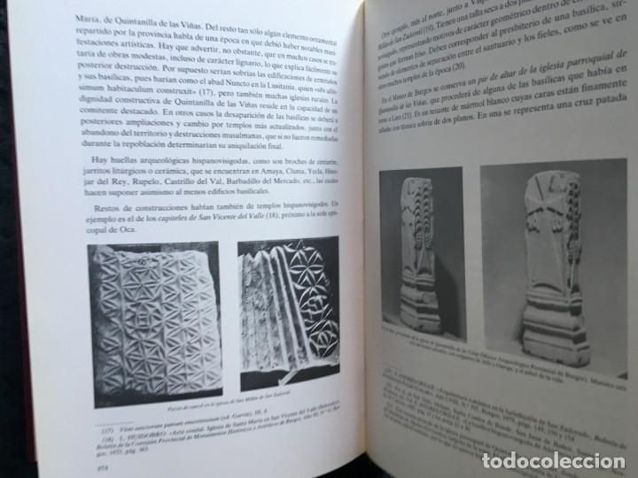 Libros de segunda mano: HISTORIA DE BURGOS - 4 TOMOS - EDAD ANTIGUA - EDAD MEDIA(2) - EDAD MODERNA(3) - EDAD CONTEMPORÁNEA(1 - Foto 8 - 184725783