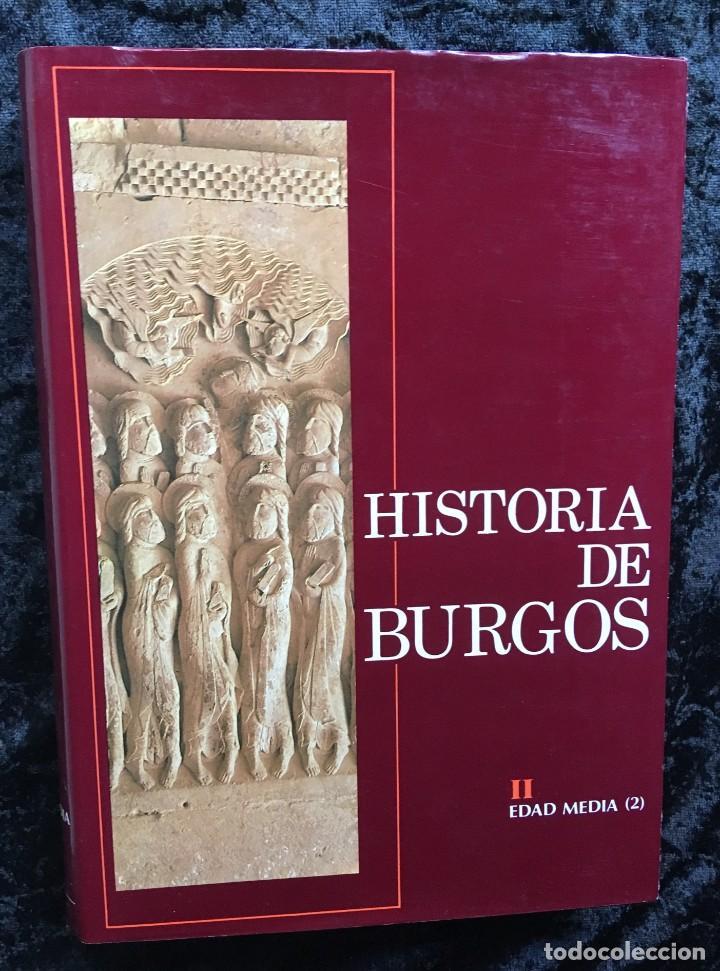 Libros de segunda mano: HISTORIA DE BURGOS - 4 TOMOS - EDAD ANTIGUA - EDAD MEDIA(2) - EDAD MODERNA(3) - EDAD CONTEMPORÁNEA(1 - Foto 9 - 184725783