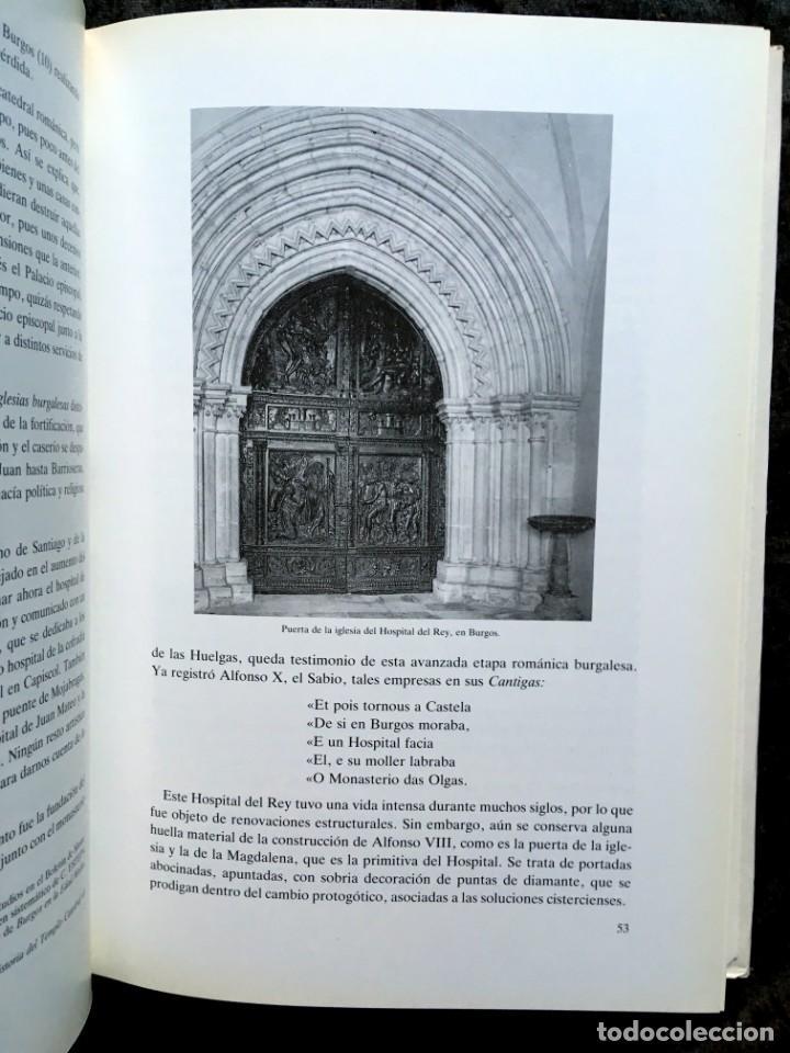 Libros de segunda mano: HISTORIA DE BURGOS - 4 TOMOS - EDAD ANTIGUA - EDAD MEDIA(2) - EDAD MODERNA(3) - EDAD CONTEMPORÁNEA(1 - Foto 10 - 184725783
