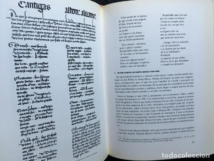 Libros de segunda mano: HISTORIA DE BURGOS - 4 TOMOS - EDAD ANTIGUA - EDAD MEDIA(2) - EDAD MODERNA(3) - EDAD CONTEMPORÁNEA(1 - Foto 12 - 184725783