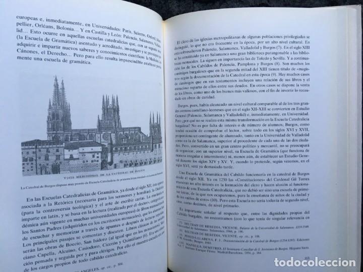 Libros de segunda mano: HISTORIA DE BURGOS - 4 TOMOS - EDAD ANTIGUA - EDAD MEDIA(2) - EDAD MODERNA(3) - EDAD CONTEMPORÁNEA(1 - Foto 13 - 184725783