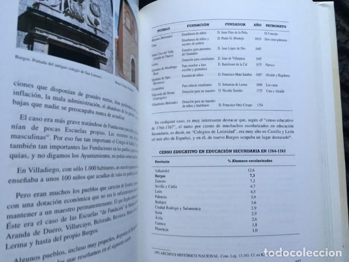 Libros de segunda mano: HISTORIA DE BURGOS - 4 TOMOS - EDAD ANTIGUA - EDAD MEDIA(2) - EDAD MODERNA(3) - EDAD CONTEMPORÁNEA(1 - Foto 18 - 184725783