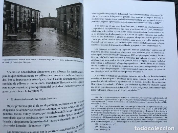 Libros de segunda mano: HISTORIA DE BURGOS - 4 TOMOS - EDAD ANTIGUA - EDAD MEDIA(2) - EDAD MODERNA(3) - EDAD CONTEMPORÁNEA(1 - Foto 20 - 184725783
