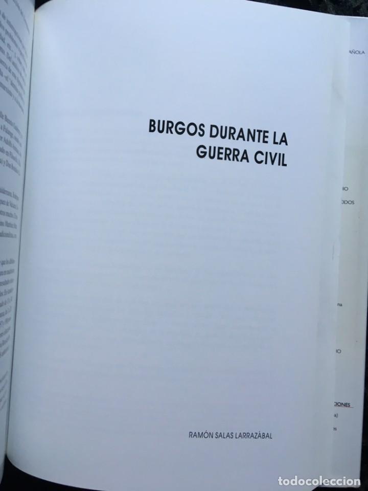 Libros de segunda mano: HISTORIA DE BURGOS - 4 TOMOS - EDAD ANTIGUA - EDAD MEDIA(2) - EDAD MODERNA(3) - EDAD CONTEMPORÁNEA(1 - Foto 22 - 184725783