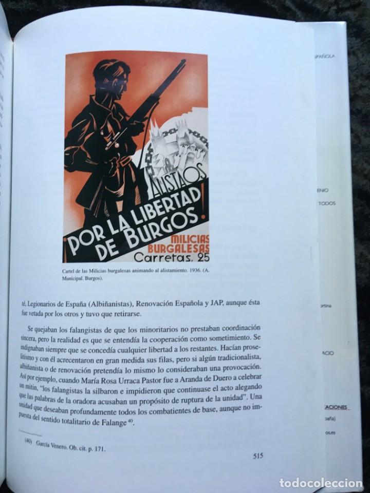 Libros de segunda mano: HISTORIA DE BURGOS - 4 TOMOS - EDAD ANTIGUA - EDAD MEDIA(2) - EDAD MODERNA(3) - EDAD CONTEMPORÁNEA(1 - Foto 23 - 184725783