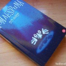 Libros de segunda mano: GOMAESPUMA 20 AÑOS. CURRA FERNÁNDEZ Y NURIA SERENA. HUMOR. Lote 184743397