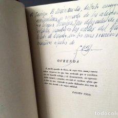 Libros de segunda mano: BIO-BIBLIOGRAFÍA DE SIERO (ASTURIAS) HISTORIA. PERSONAJES SIERENSES. CON AUTÓGRAFO DEL AUTOR, VIGIL. Lote 184780131