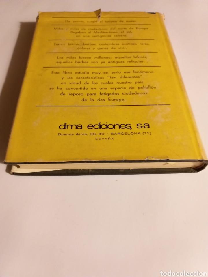 Libros de segunda mano: Turistas sirenas e indígenas Manuel costa-pau .1967 . .. pensamiento ensayo - Foto 5 - 184804766