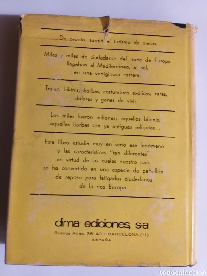 Libros de segunda mano: Turistas sirenas e indígenas Manuel costa-pau .1967 . .. pensamiento ensayo - Foto 6 - 184804766