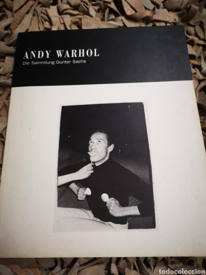 ANDY WARHOL - DIE SAMMLUNG GUNTER SACHS (Libros de Segunda Mano - Bellas artes, ocio y coleccionismo - Otros)
