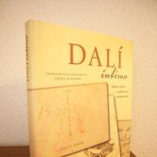 Libros de segunda mano: DALÍ ÍNTIMO. DIBUJOS, APUNTES Y PALABRAS ENTRE CONTEMPORÁNEOS (CÍRCULO DE LECTORES, 2003) PERFECTO. Lote 184875232