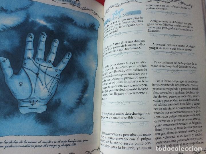 Libros de segunda mano: SUPERSTICIONES EL LIBRO DE LAS 1000 SUPERSTICIONES - Foto 2 - 184884897