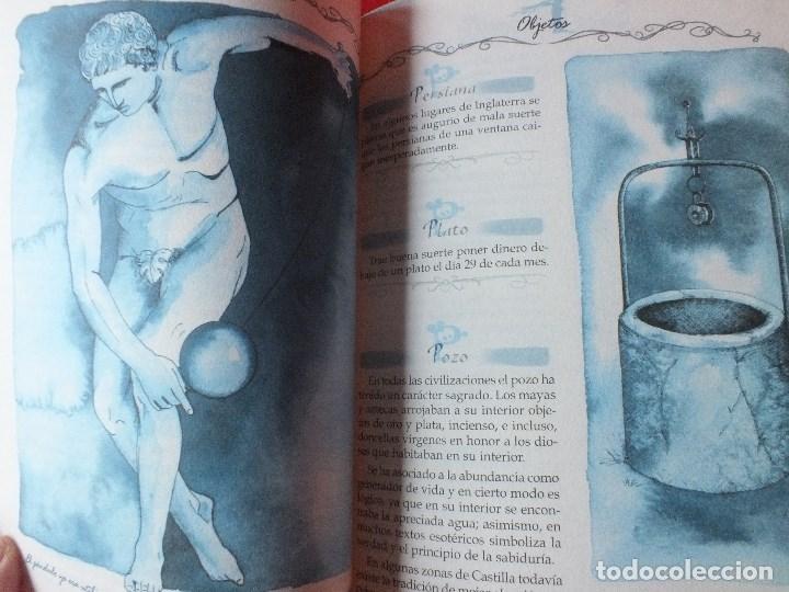 Libros de segunda mano: SUPERSTICIONES EL LIBRO DE LAS 1000 SUPERSTICIONES - Foto 6 - 184884897