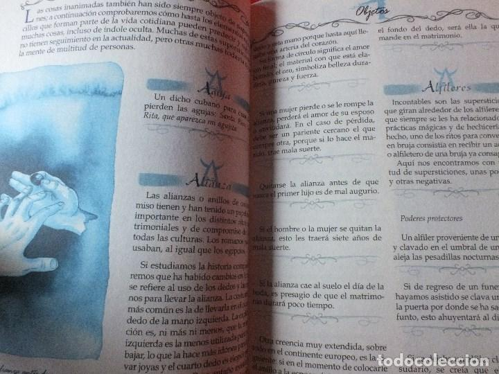 Libros de segunda mano: SUPERSTICIONES EL LIBRO DE LAS 1000 SUPERSTICIONES - Foto 9 - 184884897