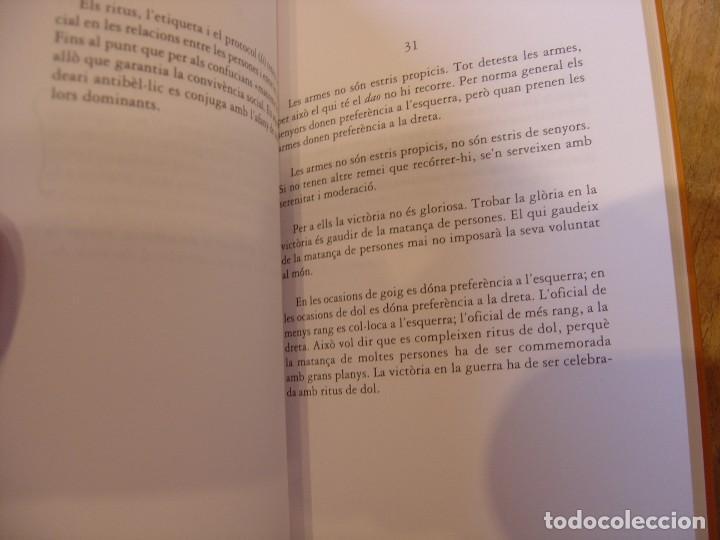 Libros de segunda mano: DAODEJING. EL LLIBRE DEL -DAO- I DEL -DE- LAOZI. 2006 - Foto 6 - 184582841