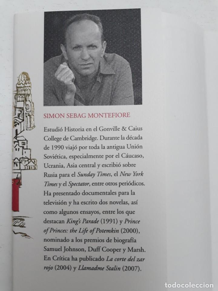 Libros de segunda mano: JERUSALÉN, LA BIOGRAFÍA, AUTOR: SIMÓN SEBAG MONTEFIORE (ED. CRITICA, PRIMERA EDICIÓN 2011) - Foto 2 - 185714495
